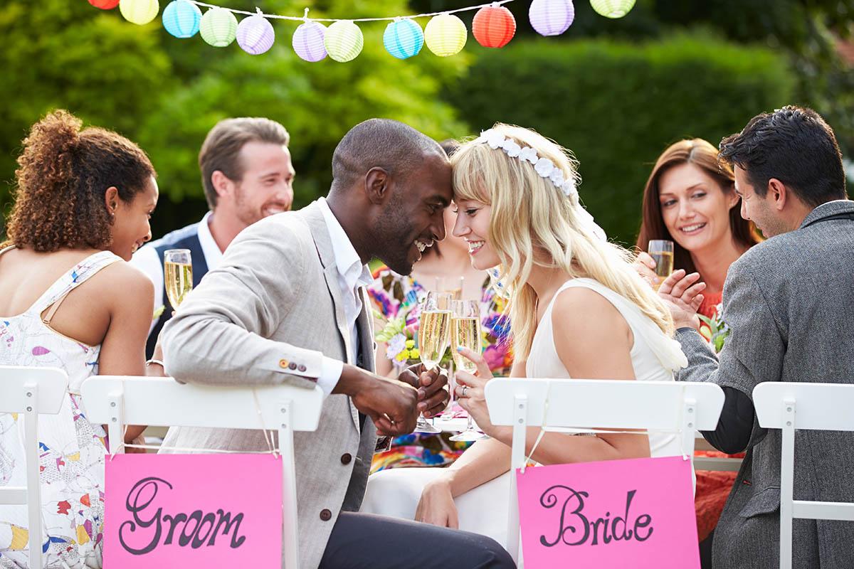 mixed weddings